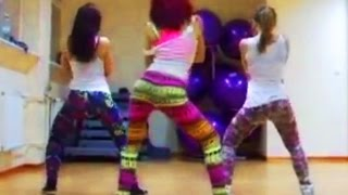 So Fly Aidonia Tell Me Dancehall routine december 2011