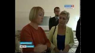 Городские депутаты Архангельска проверили готовность школ к 1 сентября