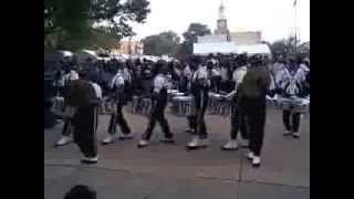 Thunder Machine Homecoming Block at Howard University Homecoming 2011 (Pt. 1)