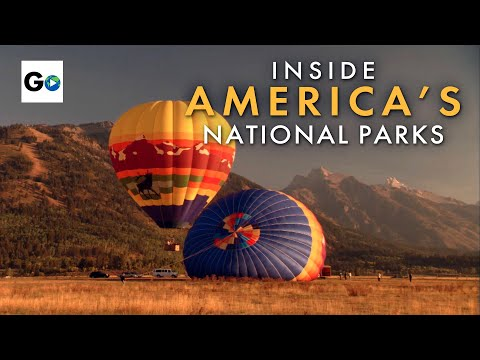 Inside America's National Parks: Grand Teton National Park
