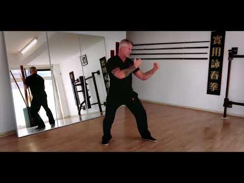 Practical Wing Chun | Chum Kiu Sifu Benno Wai