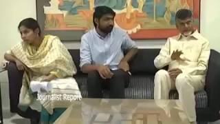 Akhila Priya, Bhuma Bramhananda Reddy, AV Subba...