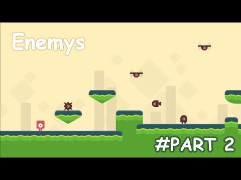 Platformer Game 2 Enemys Construct 2 Tutorial Youtube