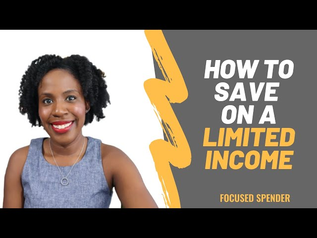 How to Save for a Car on a Limited Income