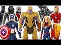 Marvel Avengers 4 End Game! Defeat Thanos with Captain Marvel, Ronin, Ant-Man! #DuDuPopTOY