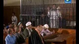 من فيلم عايز حقي محاكمة صابر الطيب