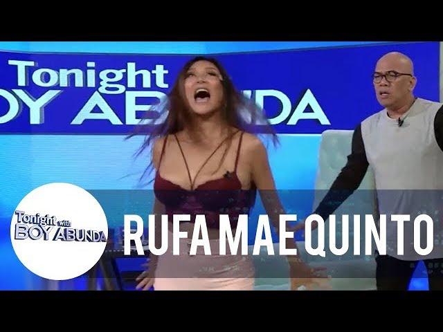 Rufa's funny audition as Darna   TWBA