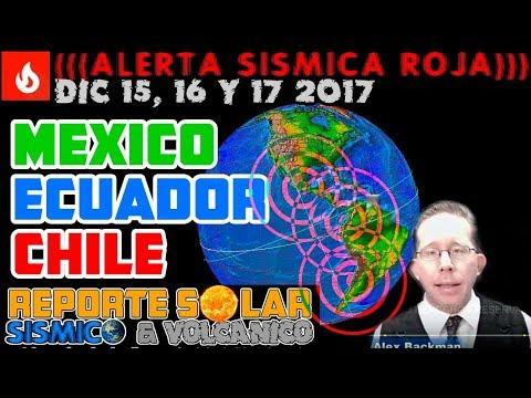 Download Youtube: (((ALERTA SISMICA))) MEXICO, GUERRERO, MICHOACAN, OAXACA,  ECUADOR CHILE - REPSOL DIC 15 2017