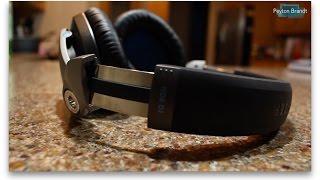 Sennheiser HD8 DJ Headphones Review