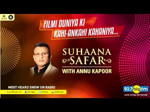 Suhaana Safar with Annu Kapoor | Show 823 | 15th August Inde