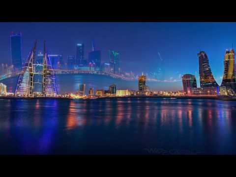 Manama Views From Bahrain Bay - Morphing Effect