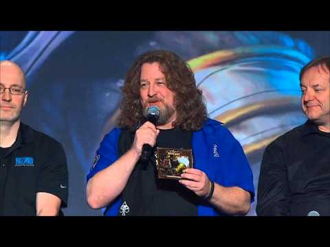 BlizzCon 2013 - The Evolving Sound of Warcraft Panel (Full)