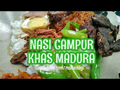 Nasi Campur Madura Araya Legendaris sejak Tahun 1980 an