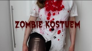 DIY Zombie-Kostüm I einfach und lastminute