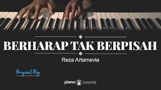 berharap-tak-berpisah-reza-artamevia-karaoke-piano-cover