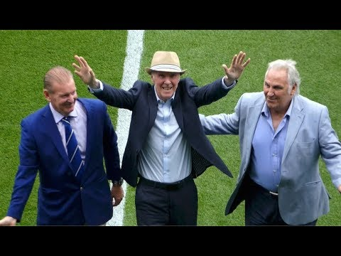 Stan Bowles Testimonial: Funny stories and auction highlights!