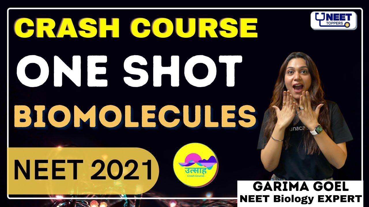 उत्साह :  Biomolecules | One Shot | Garima Goel