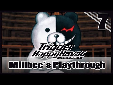 Danganronpa | Millbee Plays - Part #7 [Viewer Picked Game]