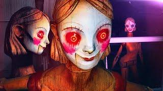 ESTOS MANIQUÍS DAN MUCHO MIEDO - 3 Juegos de Terror (Horror Game) | iTownGamePlay
