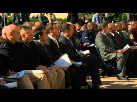 Department of the Navy Holds 'Tribute to Diversity'