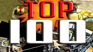 TOP 100 EPIC GOLD BOX EVER l Tanki Online - MEGA RECORD TOP - by DeNFaR43