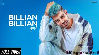 Billian Billian Ringtone - Guri | Lyrics Billian Billian And Download Free