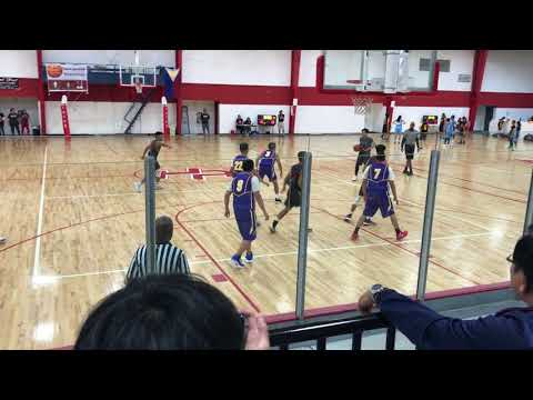 2017 FBANA Intercity Day 2--- Gilas Chicago (Bolingbrook) VS Detroit REMATCH 1st Half