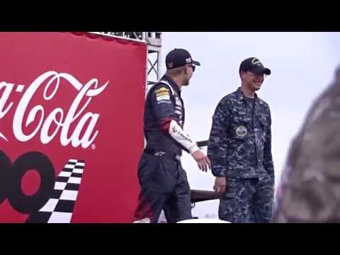 What drivers said after the Coca-Cola 600