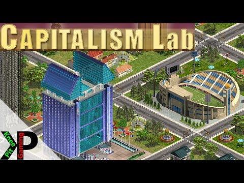 Capitalism Lab Tutorial - How to Setup a Farm
