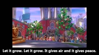 The Lorax - Let It Grow! (Danish w/English subs)