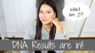 WHAT AM I? - DNA Results are in and SHOCKING!!! | LuxMommy