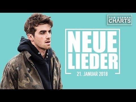 TOP 10 NEUE LIEDER 21. JANUAR 2018 | CHARTS JANUAR 2018