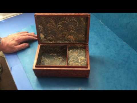 Antique Boxes For Sale Online