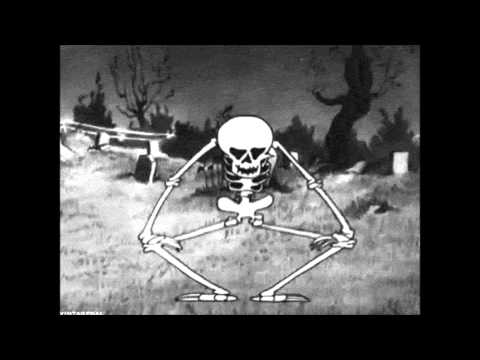 spooky scary skeletons (fast) [lyrics]