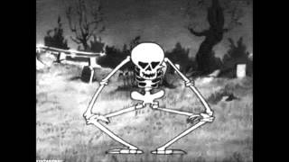 spooky scary skeletons fast lyrics