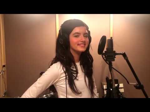Angelina Jordan - I Have Nothing (Whitney Houston Tribute)