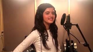 Angelina Jordan - I Have Nothing (Whitney Houston Tribute)