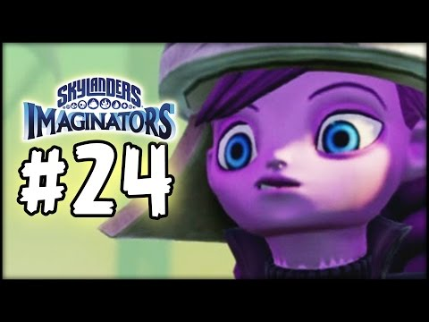 Skylanders Imaginators - Gameplay Walkthrough - Part 24 - Amusement Park!