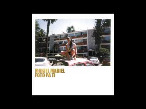 MARIEL MARIEL - FOTO PA TI - ALBUM COMPLETO