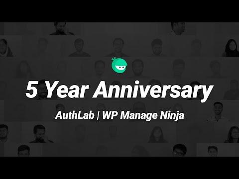 WPManageNinja - AuthLab 5th year Anniversary | Life at AuthLab