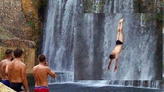 Najbolji skokovi sa Plivinog vodopada - inserti(, 2017-08-10T05:58:09.000Z)