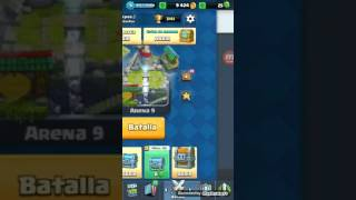 OPENING CHESTS CLASH ROYALE (UY FREE CHESTS)!