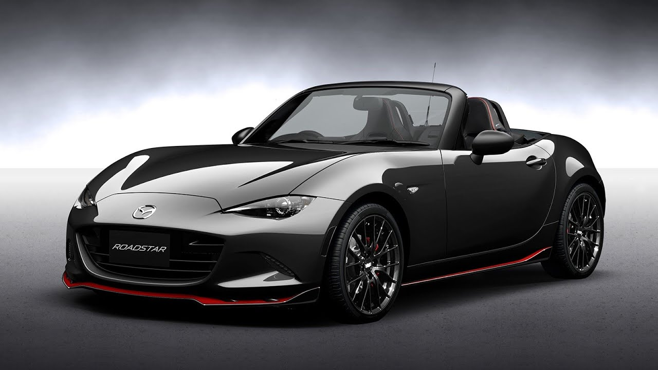 mazda roadster mx 5 rs racing concept for tokyo auto salon. Black Bedroom Furniture Sets. Home Design Ideas