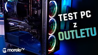 Wjazd na OUTLET! Test PC do gier za 4700 PLN