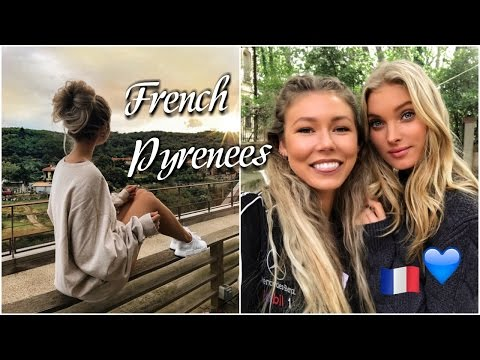 The French Pyrenees // Travel Vlog!