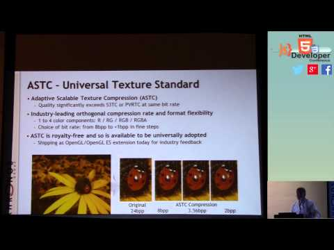 """HTML5DevConf: Neil Trevett """"Harnessing the Power of the GPU in Web Applications"""""""