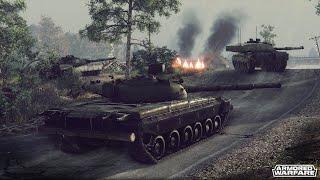 Armored Warfare : Покатушки обыкновенные