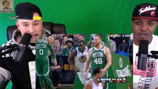 Warriors vs Celtics | Reaction | NBA Game Highlights