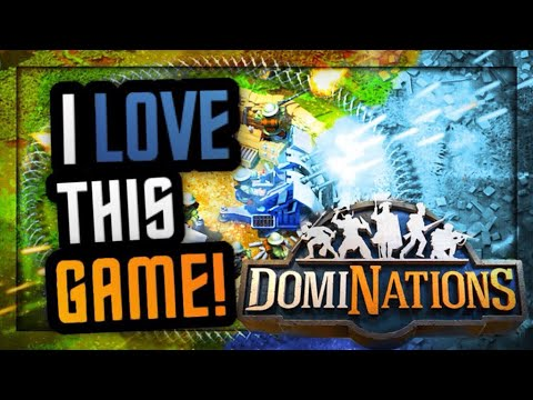 DomiNations | The BEST GAME For Mobile Empire Building! Beginner Tips &  Strategy