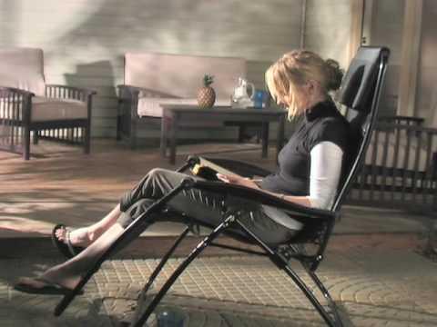 High Quality Zero Gravity Lounge Chair   YouTube